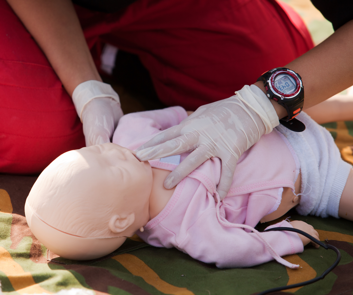 MF Hero First Aid courses